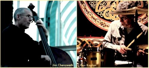 Jim Chenoweth and Ben Kaplan