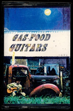 Gas Food Guitars 1994 cassette