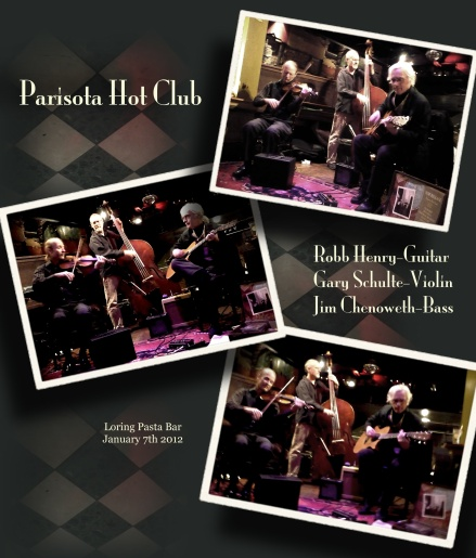 Parisota Hot Club 2012