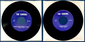 The Surfers 45 1967