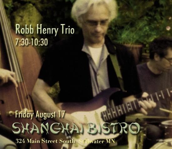 Shanghai Bistro Stillwater Aug 17 2012