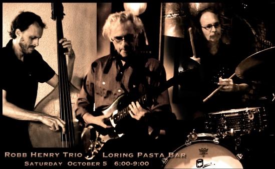 Loring Pasta Bar October 5